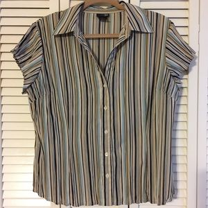 East 5th Tops - East 5th business casual top